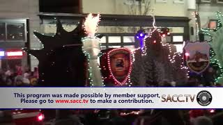 Schenectady Holiday Parade 2018: 50th Anniversary with Joe Sinatra