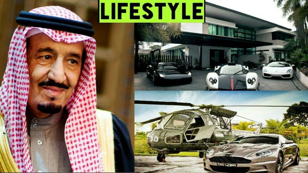 King of Saudi Arabia | Luxurious Lifestyle | Must Watch ...