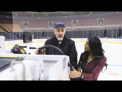 Inside Scotiabank Arena - Episode 5: Ice Maintenance