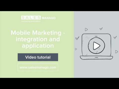 SMS gate configuration | Support SALESmanago