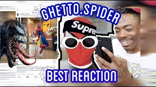 @ghetto.spider - Instagram Star ⭐️ The Best Dance Challenge Compilation Video REACTION 🔥‼️