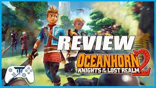 Oceanhorn 2: Knights of the Lost Realm - Review - Saving the world - We got this! (Video Game Video Review)