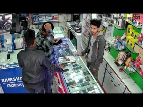 सावधान मोबाइल चोर