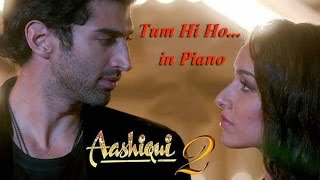 Aashiqui 2 / Tumhi ho/ New Bollywood song / Arijit Singh / Instrumental Piano by Sk Roy