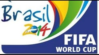 Fifa14 ModdingWay World Cup Brazil Gempley  PL