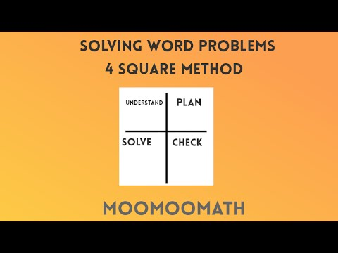 word problems to solve