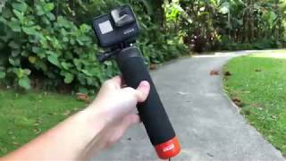 Testing GoPro Hero 7 on Different Mounts