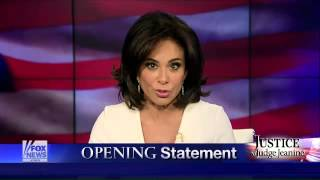 Judge Jeanine: The tenacity of Obama's lawlessness