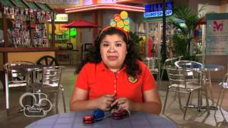 Austin & Ally - Yo Yo Cart with Trish