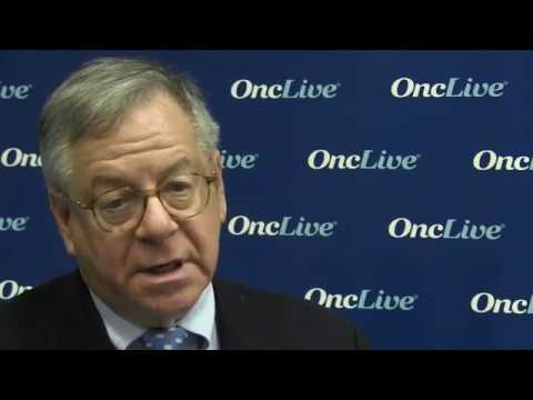 Dr. Siegel on Study of Induction Chemotherapy and Transoral Surgery in Oropharyngeal Cancer