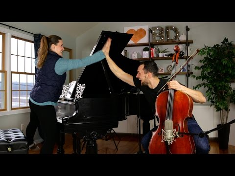 Love Yourself - Justin Bieber (Cello + Piano Cover) - Brooklyn Duo