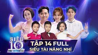 Siêu Tài Năng Nhí Tập 14 Full HD