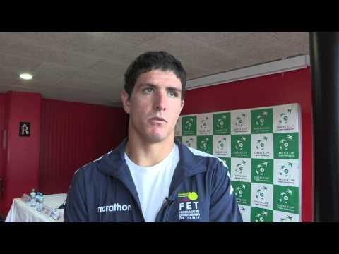 Interview with Ecuador's Emilio Gomez