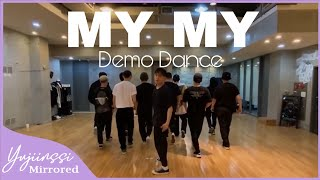 "[MIRROR] Demo dance_세븐틴 Seventeen ""My My"""