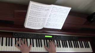 Phantom Of The Opera - Angel Of Music (Piano)