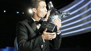 Cristiano Ronaldo ● European Player Of The Year 2014 2015 ● CR7 winner UEFA Best Player 2014.
