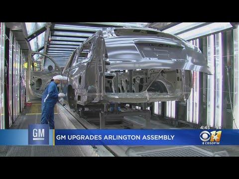 GM's Arlington Assembly Plant Getting Major Upgrade