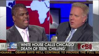 Glenn Beck and Charles Payne discuss life in poor neighborhoods - Part 1