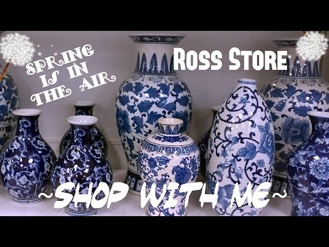 Spring Is In The Air | Shop With Me | Ross Store | Spring/Easter Home Decor