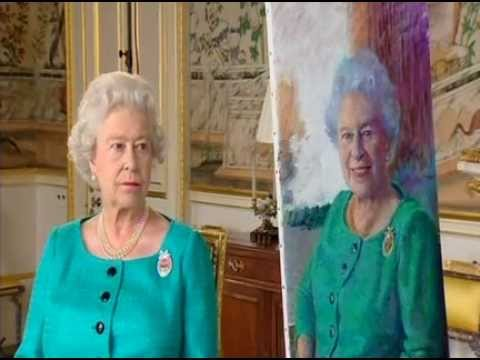 The Queen by Rolf - YouTube