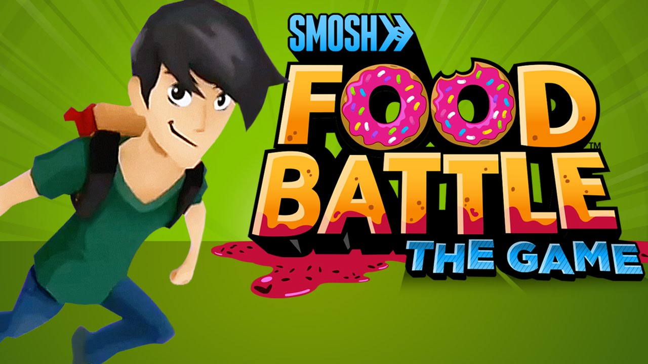 Food Battle The Game Trailer Youtube
