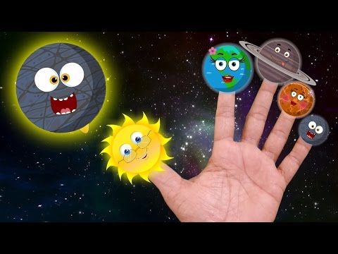Pianeti canzone | video educativo per i bambini | Educational Video | Kids Song | Planets Song
