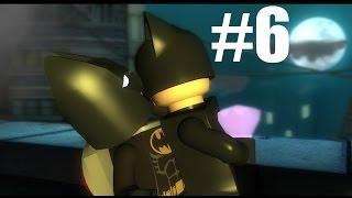 LEGO Batman: The Video Game Прохождение #6 ►Женщина-Кошка