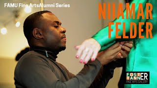 Voices of FAMU: Six Decades of Art | Alumnus Niiamar Felder