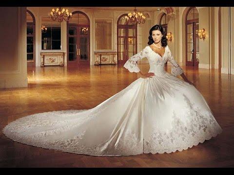 Самые красивые свадебные платья. Модные платья невест