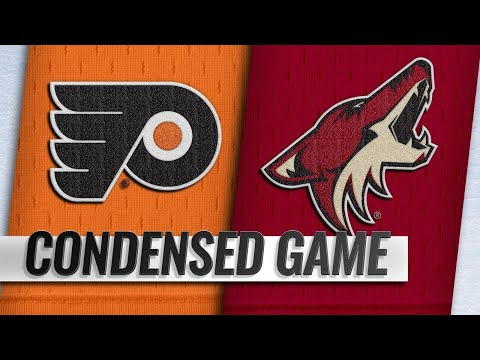 11/05/18 Condensed Game: Flyers @ Coyotes