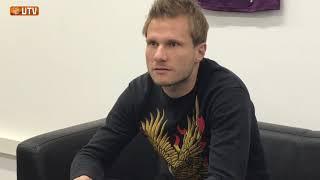 Грегор Балажиц сыграл в FIFA18 против самого крутого игрока