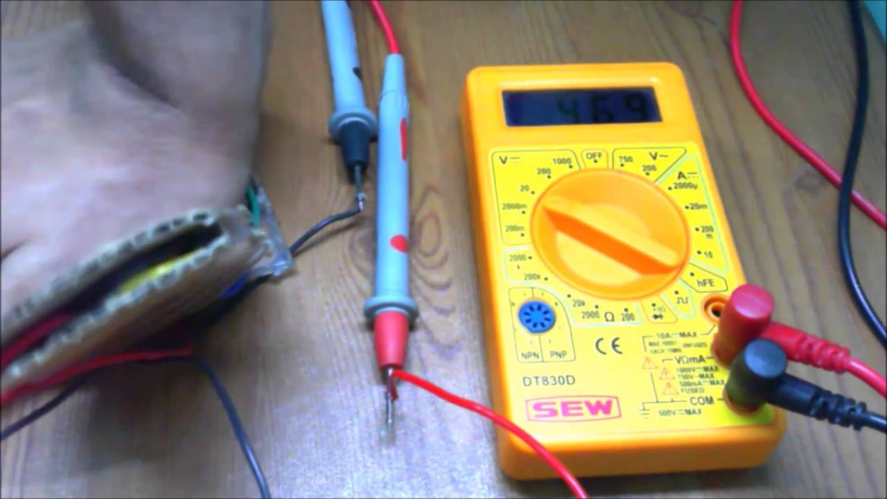 How To Make A Piezoelectric Generator Youtube Lm324 Comparator Circuit Http Circuitdiagramhqewnet Simple