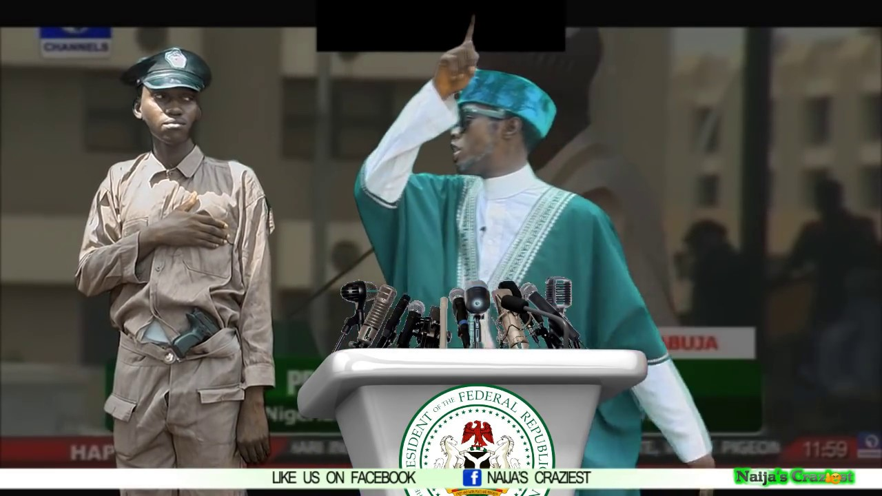 Download Bola Tinubu Offended by President Buhari's Inauguration Speech as Patience Jonathan Goes Missing