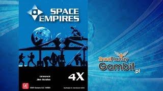 Space Empires 4X - wideorecenzja