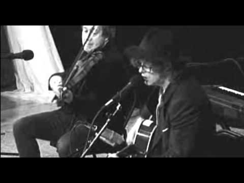 Passing Through Live Mike Scott and Steve Wickham (The Waterboys)