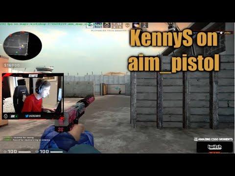 KENNYS ON AIMPISTOL 3X3 kennyS Jackz & Amanek