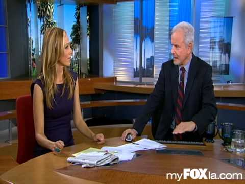 Kim Raver Sings For The Actors Fund on Good Day L.A.
