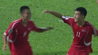 Yemen 0-1 DPR Korea (AFC U16 Malaysia 2018 : Group Stage)