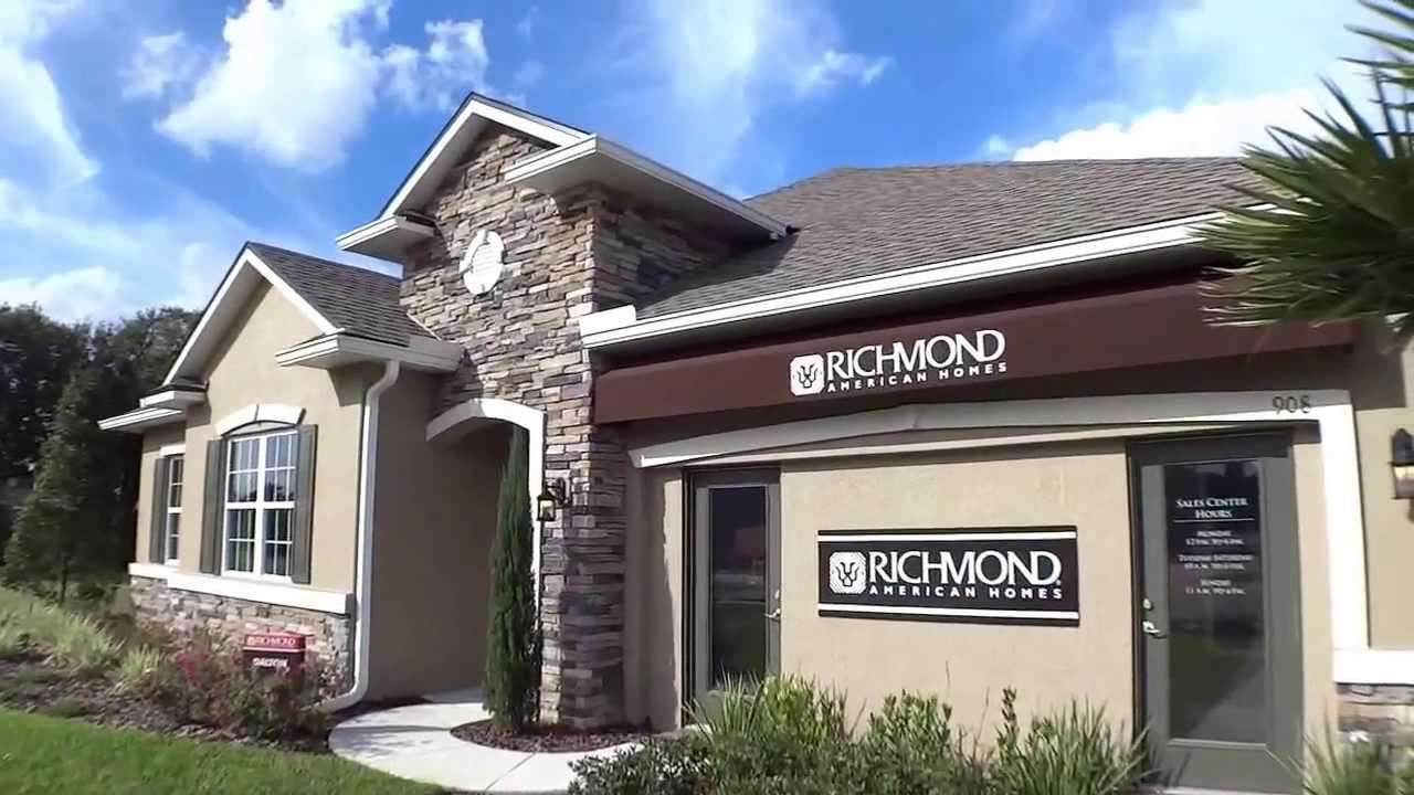 Ocoee New Homes Brynmar In Ocoee By Richmond American