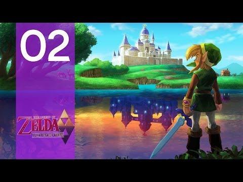 Zelda : A Link Between Worlds - Ep. 2 : le Palais de l'Est