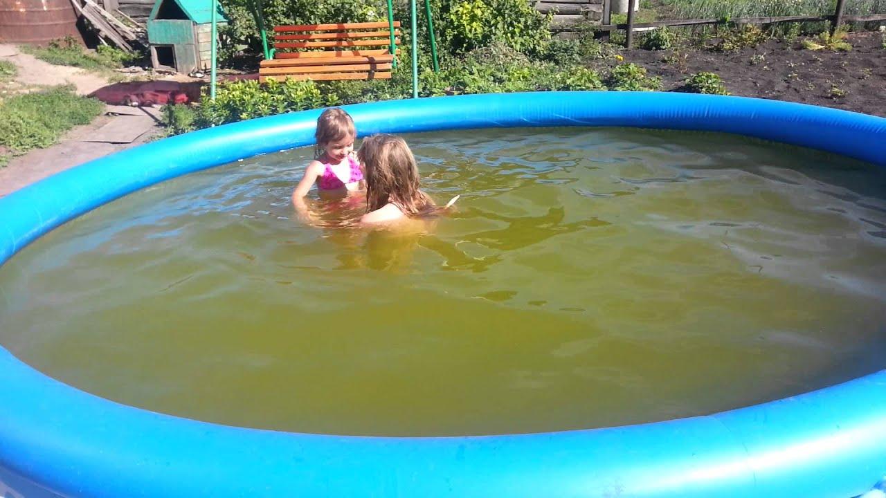 Каркасный бассейн Intex Metal Frame Pool 457 х 122 см Дочка и .
