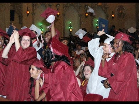 2014 Roosevelt Alternative High School Graduation