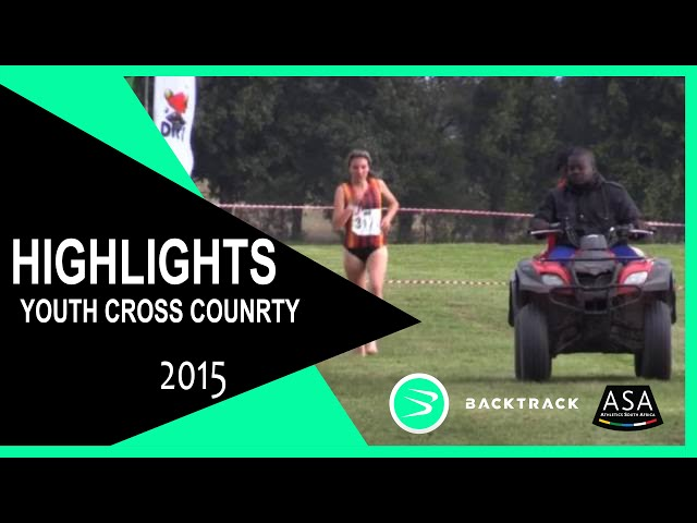 Youth girls Cross Country Highlights
