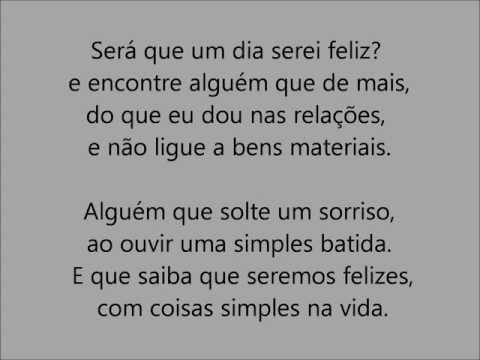 Player - Dias Cinzentos (letra) - MF