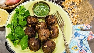 Recipe - Tia Mowry's Lamb Meatballs with Gremolata - Home & Family