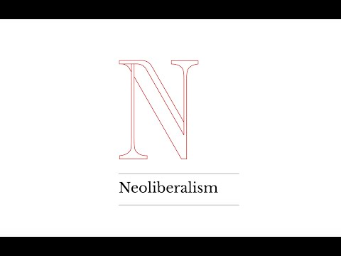 Three Minute Theory: What is Neoliberalism?