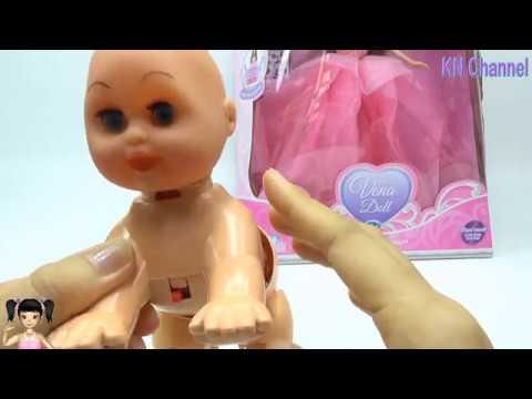 ChiChi ToysReview TV - Trò Chơi trải nghiệm đồ chơi búp bê robot siêu hay