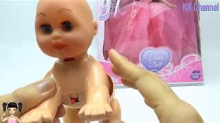 BabyBus - Tiki Mimi và Trò Chơi trải nghiệm đồ chơi búp bê robot siêu hay