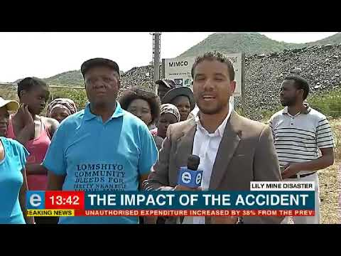 The Impact Of The Lily Mine Disaster