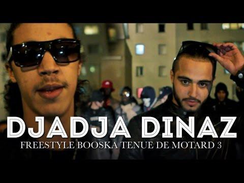 Djadja et Dinaz - Freestyle Booska Tenue de Motard 3